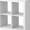 Cómo hacer un Ikea Expedit Shelf