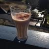 Cómo hacer un café instantáneo Shake