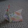 Cómo hacer un conejito de Origami