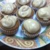 Cómo hacer de Apple Sidra Cupcakes