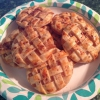 Cómo hacer pastel de manzana Galletas
