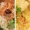 Cómo hacer asiática Chicken Noodle Soup Con 2 Diff Fideos