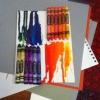 Cómo hacer impresionante Crayon Arte