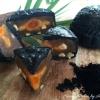 Cómo hacer al horno de carbón de bambú Mooncakes