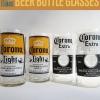 Cómo hacer los cristales de botellas de cerveza