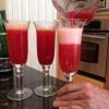 Cómo hacer Mimosas Blood Orange