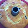 Cómo hacer Blueberry Bundt Cake