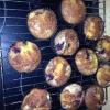 Cómo hacer Muffins de arándanos y limón cuajada