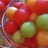 Cómo hacer Boozy Bolas de melón