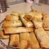 Cómo hacer Borek (queso y puerro / carne picada y cebolla)