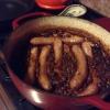 Cómo hacer frijoles Boston cocidas con la salchicha