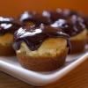 Cómo hacer Boston Cream Pie Cupcakes