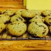 Cómo hacer Bourbon tocino galletas de chocolate