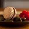Cómo hacer Macarons alforfón con relleno de chocolate