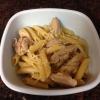 Cómo hacer mantequilla y pollo Penne