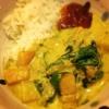 Cómo hacer Butternut Squash Korma para #Meatless Lunes