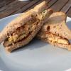 Cómo hacer tempeh Reuben Sandwich de Candle Cafe (vegano)