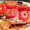 Cómo hacer Caprese pollo con salsa de balsámico Reducción