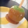 Cómo hacer manzanas de caramelo