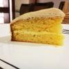 Cómo hacer caramelo de la torta con crema de vainilla