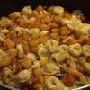 Cómo hacer Carmelized Butternut Squash y Tortellini
