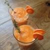 Cómo hacer Zanahoria Peach Smoothie