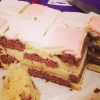 Cómo hacer Capas Checked en un pastel