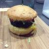 Cómo hacer Cheeseburger Cupcakes