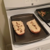 Cómo hacer pan de ajo con queso