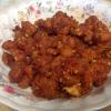 Cómo hacer pollo 65 (Spicy Chicken Fry) - Mi versión