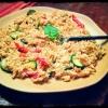 Cómo hacer pollo frito arroz