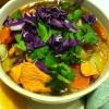 Cómo hacer pollo sopa de lima