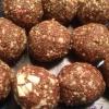 Cómo hacer chocolate Almond Bites