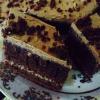 "Cómo hacer chocolate Torta de café ""Pelé"""