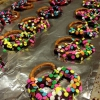 Cómo hacer chocolate cubierto pretzels
