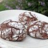 Cómo hacer chocolate Crackle Brownie cookies
