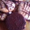 Cómo hacer chocolate-rociados Macarrones de coco