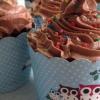 Cómo hacer magdalenas de chocolate Nutella