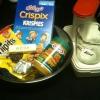Cómo hacer mantequilla de cacahuete del Crunch (Puppy Chow)