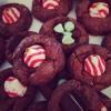 Cómo hacer chocolate de menta Thumbprint cookies