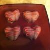 Cómo hacer Chocolates fresas bañadas (en forma de corazón)