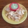Cómo hacer Cilantro y Jengibre Hummus
