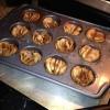 Cómo hacer canela y el azúcar se separan Muffins