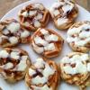Cómo hacer Cinnamon Bun Waffles