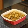 Cómo hacer canela pollo al curry