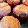 Cómo hacer canela Nutella Muffins!