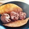Cómo hacer canela-azúcar frito Tortillas / 'Bunuelos'