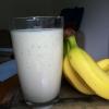 Cómo hacer plátano coco Shake