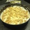 Cómo hacer café queso crema Postre de la galleta