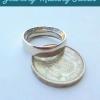 Cómo hacer monedas Anillos